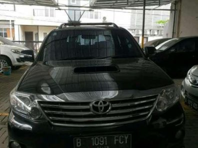 Jual Toyota Fortuner G 2013
