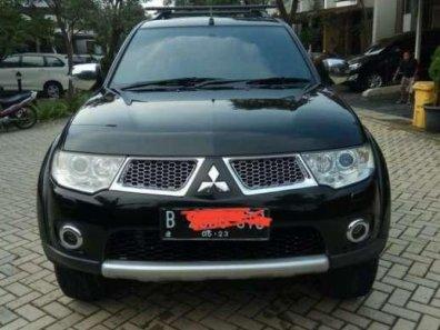 Jual Mitsubishi Pajero Sport 2012 kualitas bagus
