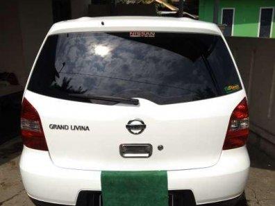 Nissan Grand Livina  2011 MPV dijual-1