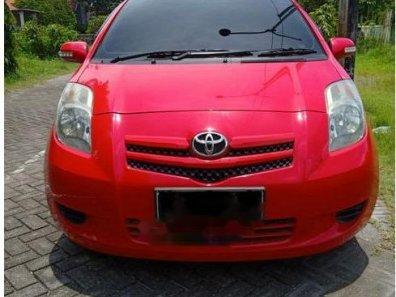 Jual Toyota Yaris 2008 termurah-1