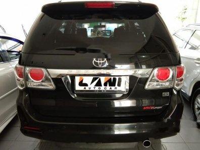 Jual Toyota Fortuner G 2012-1