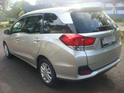 Honda Mobilio E 2015 MPV dijual-1