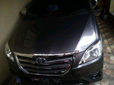 Jual Toyota Kijang Innova 2015 termurah-1