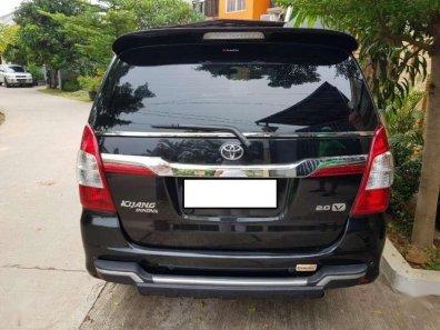 Jual Toyota Kijang Innova 2014, harga murah-1