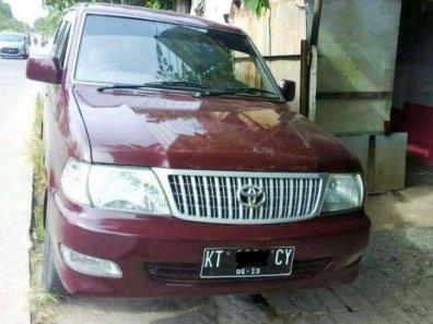 Toyota Kijang LSX 2004 MPV dijual-1