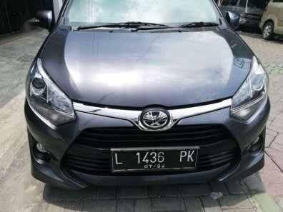 Toyota Agya G 2018 Hatchback dijual-1