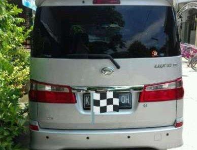Jual Daihatsu Luxio X 2013-1