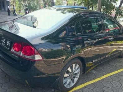 Honda Civic 2 2010 Sedan dijual-1