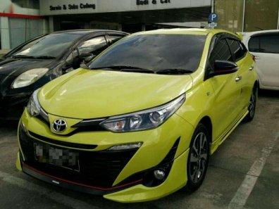 Jual Toyota Yaris 2018, harga murah-1