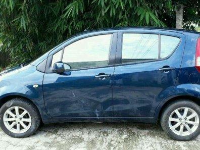 Suzuki Splash GL 2010 Hatchback dijual-1