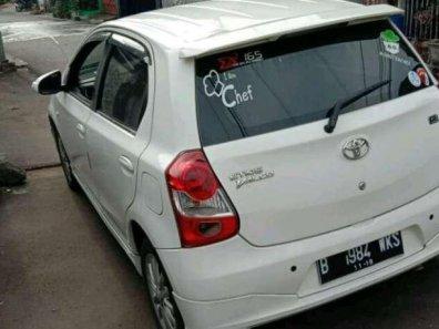 Jual Toyota Etios Valco 2014 kualitas bagus-1