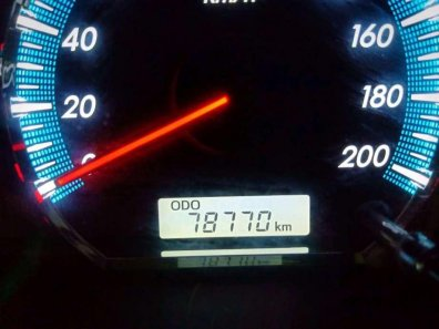 Toyota Fortuner G 2012 SUV dijual-1