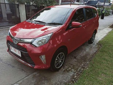 Jual Toyota Calya G kualitas bagus-1