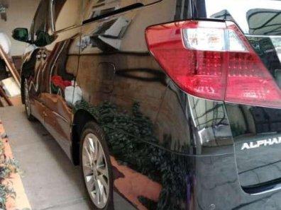 Jual Toyota Alphard 2010 termurah-1