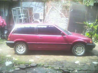 Jual Honda Civic Wonder 1986-1