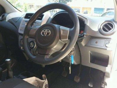 Toyota Agya TRD Sportivo 2015 Hatchback dijual-1