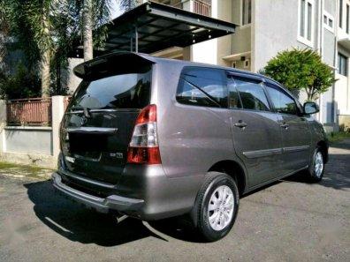 Jual Toyota Kijang Innova 2013, harga murah-1