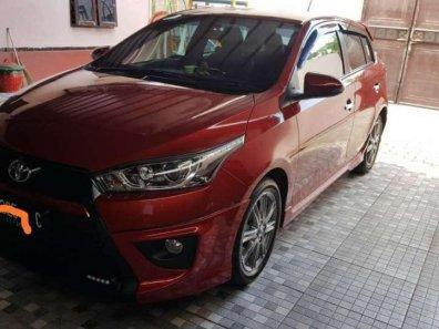 Jual Toyota Yaris 2015 kualitas bagus-1