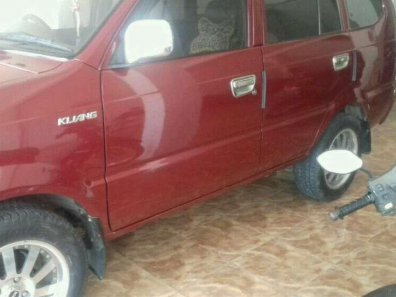 Butuh dana ingin jual Toyota Kijang SSX 2000-1