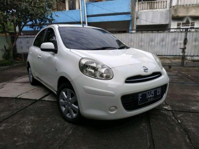 Jual Nissan March 2011 termurah-1