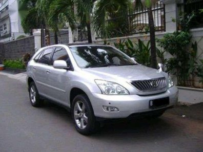 Jual Toyota Harrier 240G 2009-1