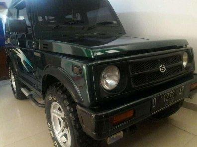 Butuh dana ingin jual Suzuki Katana GX 1997-1