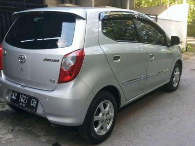 Jual Toyota Agya 2013 termurah-1