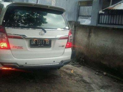 Butuh dana ingin jual Toyota Kijang Innova 2.0 G 2014-1