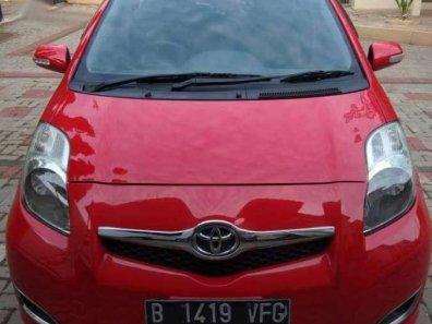 Jual Toyota Yaris 2011 kualitas bagus-1