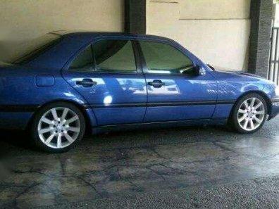 Mercedes-Benz C-Class  1995 Sedan dijual-1