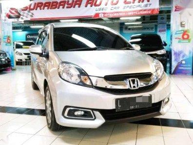 Honda Mobilio E Prestige 2014 MPV dijual-1