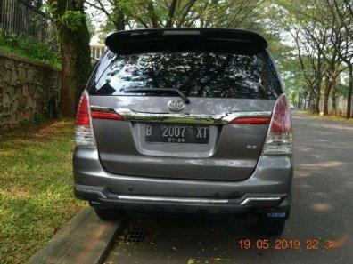 Jual Toyota Kijang Innova 2009 kualitas bagus-1