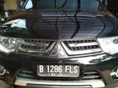 Jual Mitsubishi Pajero Sport 2014, harga murah-1