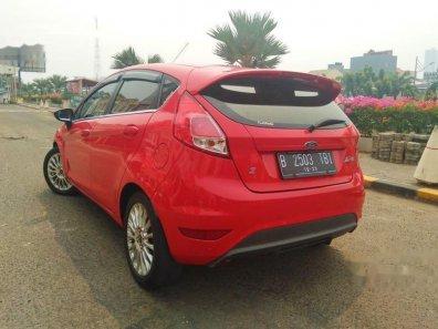 Ford Fiesta EcoBoost S 2013 Hatchback dijual-1