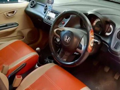 Jual Honda Brio 2015, harga murah-1