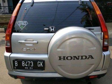 Jual Honda CR-V 2004 termurah-1
