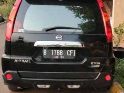 Nissan X-Trail 2.5 2010 SUV dijual-1