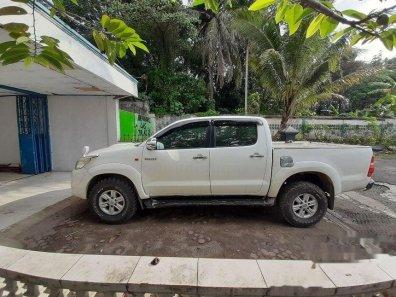 Jual Toyota Hilux 2011, harga murah-1