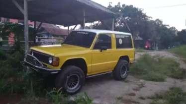 Jual Chevrolet Trooper 1986-1
