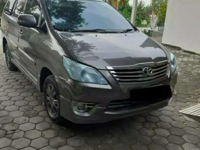 Jual Toyota Kijang Innova G Luxury 2013-1