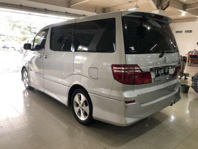 Jual Toyota Alphard G kualitas bagus-1