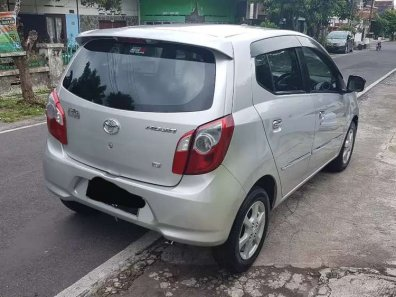 Jual Toyota Agya 2014 kualitas bagus-1