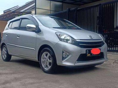 Toyota Agya G 2015 Hatchback dijual-1