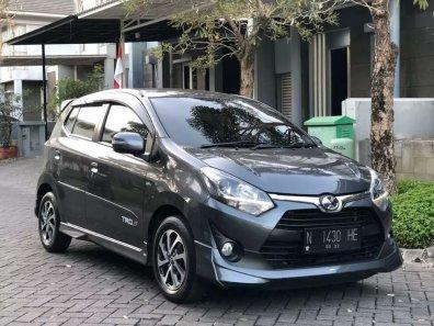 Jual Toyota Agya 2017, harga murah-1