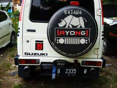 Jual Suzuki Katana 1993 kualitas bagus-1