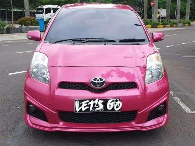 Butuh dana ingin jual Toyota Yaris S Limited 2010-1