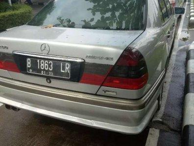 Mercedes-Benz C-Class C200 1996 Sedan dijual-1