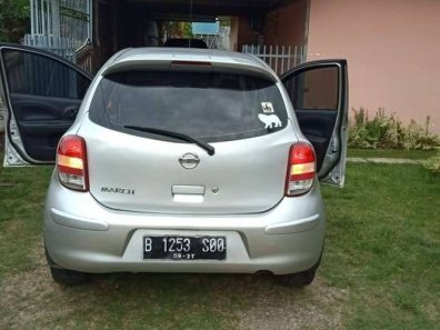 Jual Nissan March 1.2 Automatic 2011-1