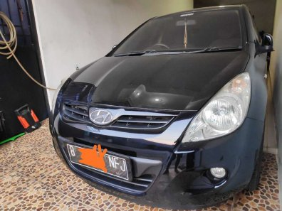 Jual Hyundai I20 GL 2009-1