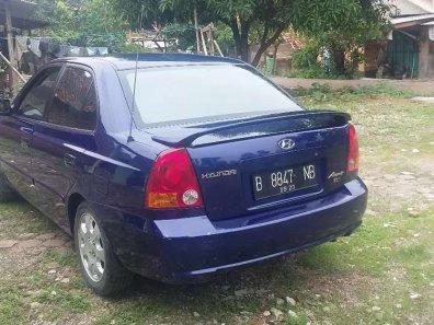 Jual Hyundai Accent 2005 kualitas bagus-1
